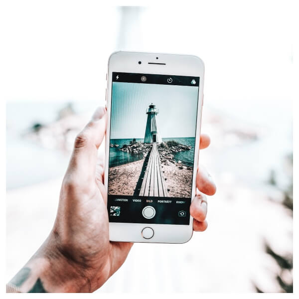 Minimal For Men Lightroom Preset Filters phone and beaches after