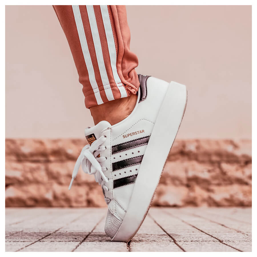 Fashion Lover Lightroom Preset Filters Adidas shoes and outfit for fashion bloggers after