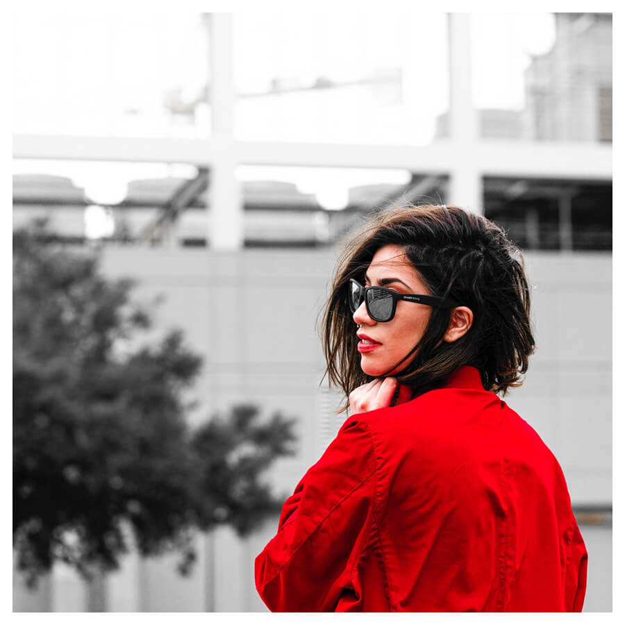 Red Velvet Lightroom Preset Filters woman and fashion for instagrammers after
