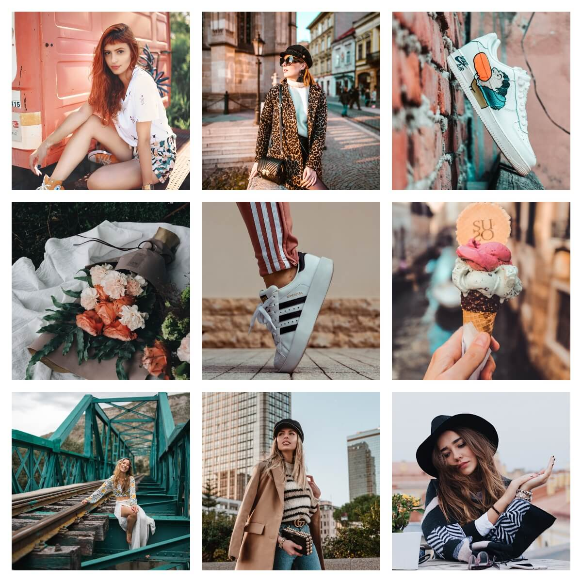 Pixgrade Lightroom Presets Insta Favorites Moodboard Before