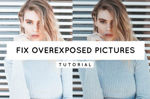 How to Fix Overexposed Photos in Lightroom