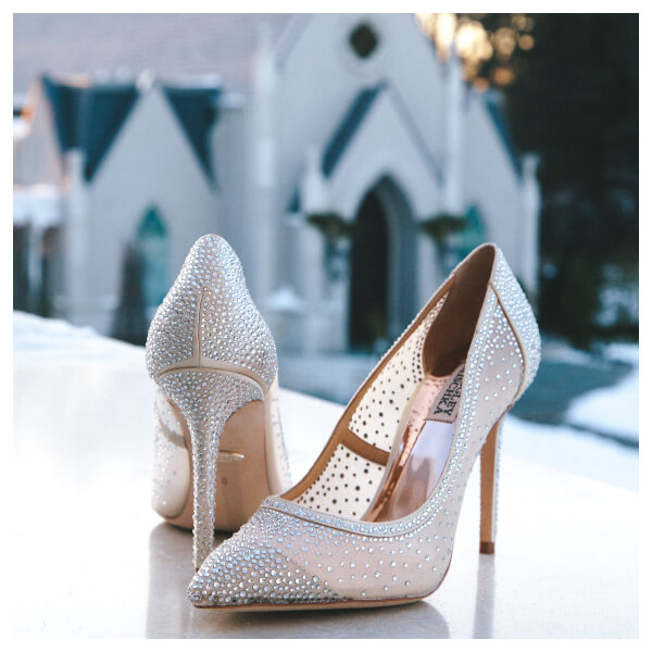 White Wedding Lightroom Preset filters glitter heels before